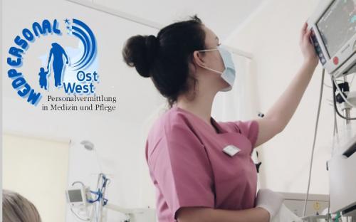 работа для медсестры в Германии